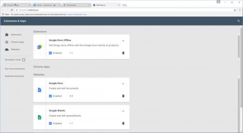 imagini design nou Google Chrome 5