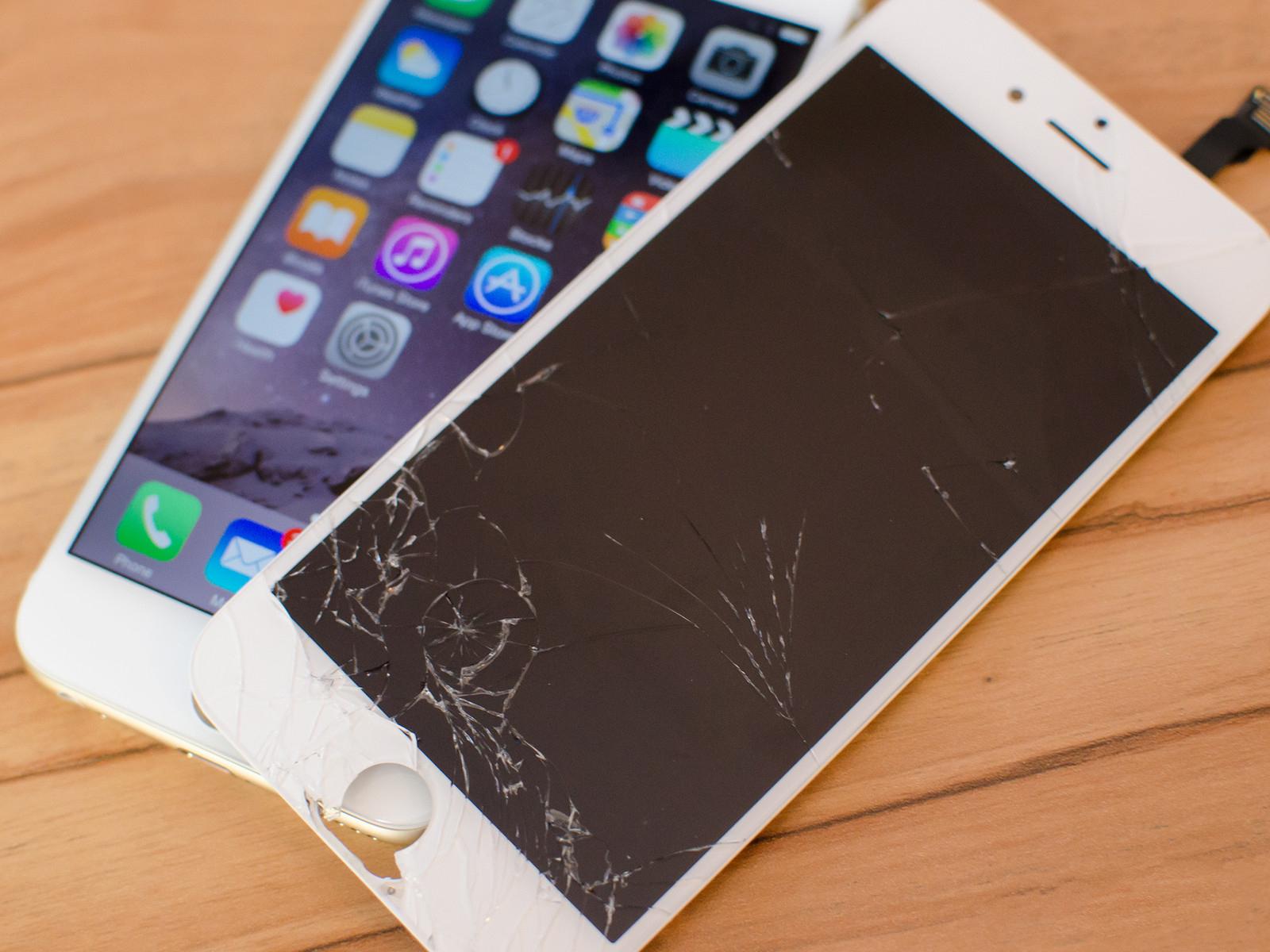 iphone repara singur