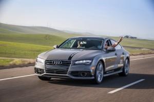 masina autonoma Audi