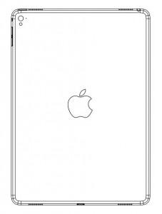 schita iPad Air 3