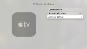 setari secrete Apple TV 4