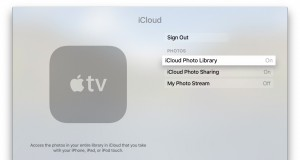 tvOS 9.2 beta 2 iCloud Photo Library