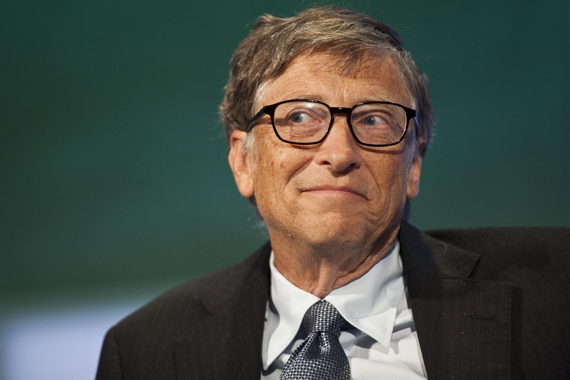 Bill Gates suport FBI