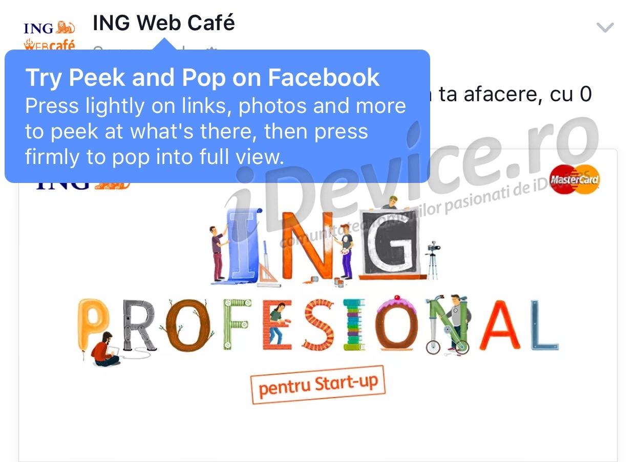 Facebook 3D Touch gesturi1