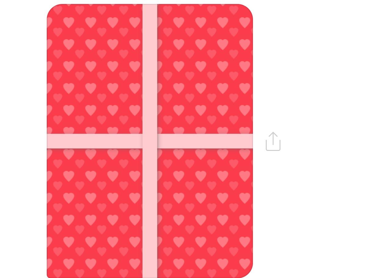 Facebook Messenger Valentine's Day 2016 1