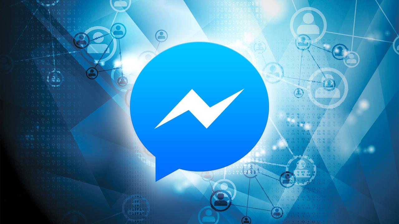 Facebook Messenger Valentine's Day