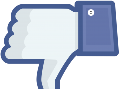 Facebook buton dislike - iDevice.ro