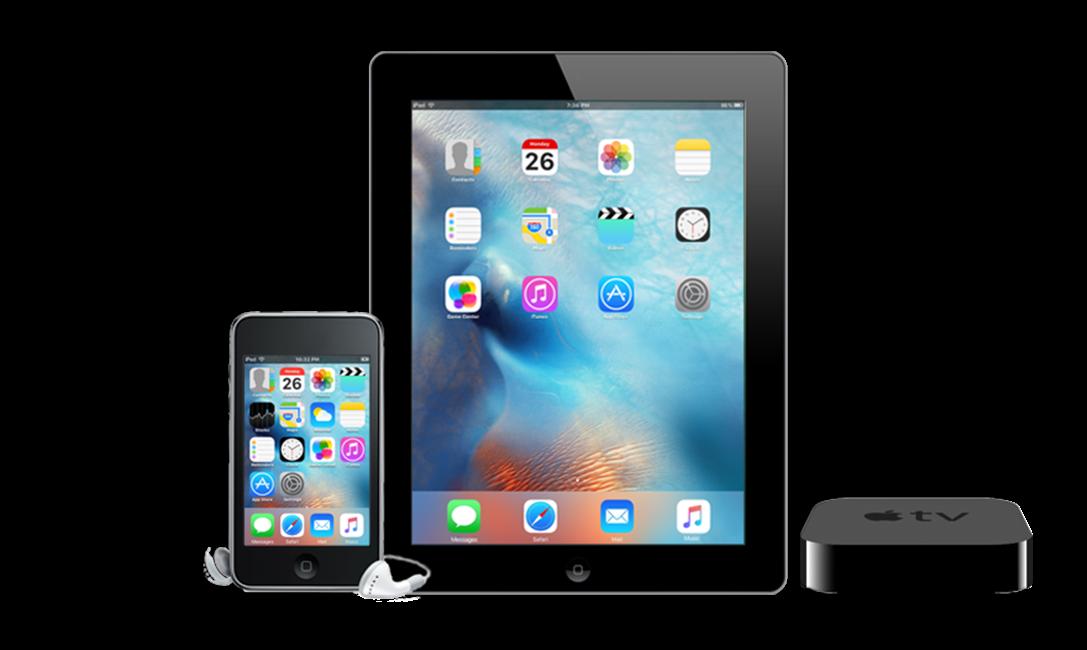 Grayd00r iOS 9 iPhone iPad Apple TV