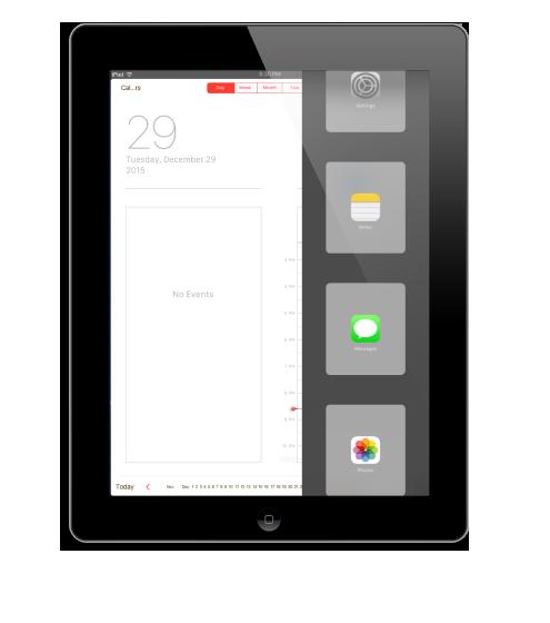 Grayd00r iPad