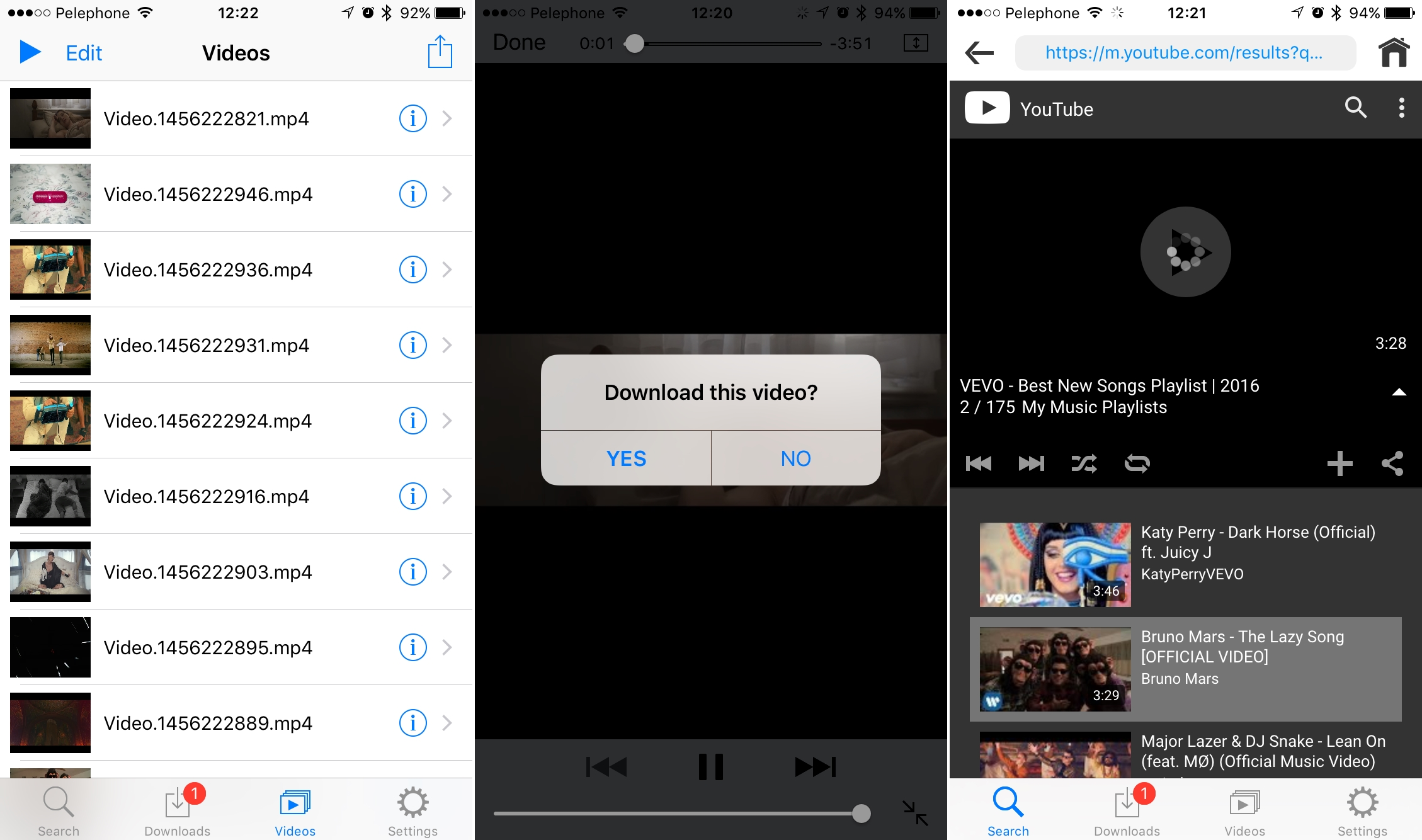 Jungle Video Downloader - iDevice.ro