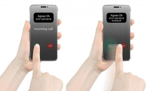 LG G5 carcasa touch