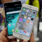LG G5 vs iPhone 6S