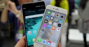 LG G5 vs iPhone 6S