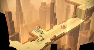 Lara Croft Go reducere iPhone