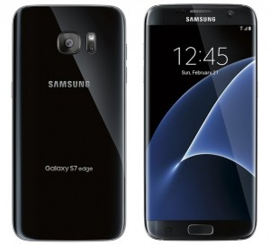 Samsung Galaxy S7 Edge negru