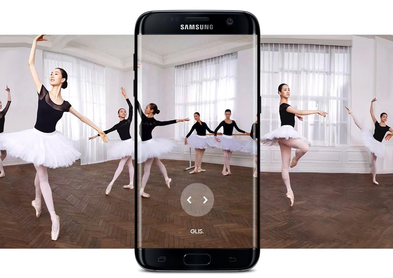 Samsung Galaxy S7 Motion Panorama - iDevice.ro