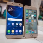 Samsung Galaxy S7 vs iPhone 6S comparatie 1