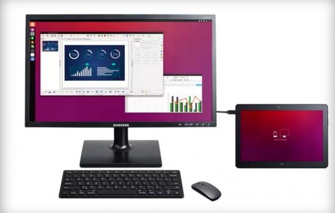 Ubuntu Aquaris M10