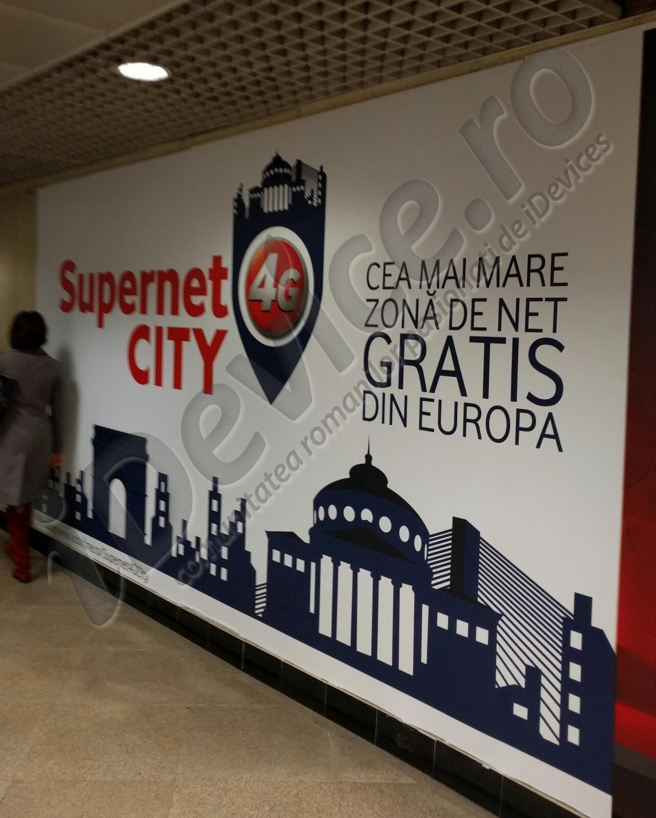 Vodafone Supernet 4G City