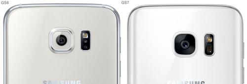 diferente Samsung Galaxy S7 Samsung Galaxy S6 1