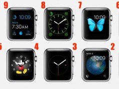fetele Apple Watch