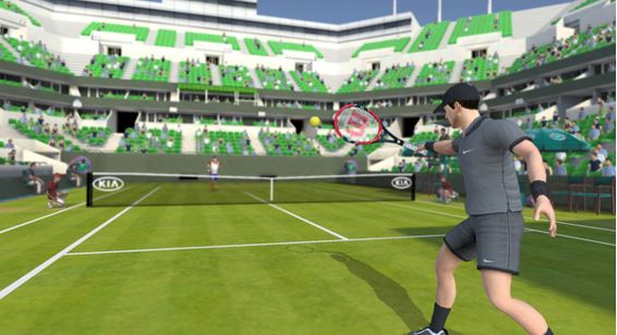 first person tennis 5 joc simulator