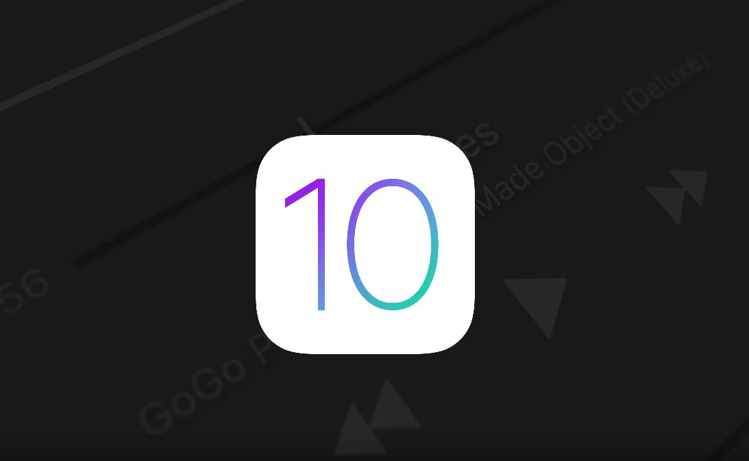 iOS 10 concept - iDevice.ro