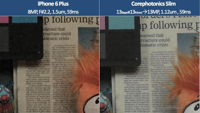 iPhone 7 camera dubla demo
