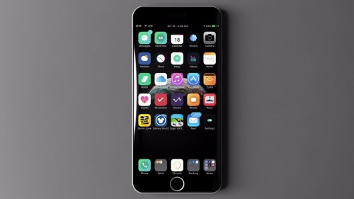 iPhone 7 concept ipod touch 6 - iDevice.ro
