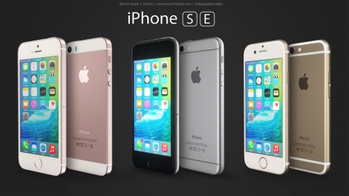 iPhone SE concept versiuni 1 - iDevice.ro