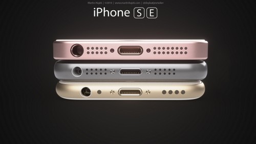 iPhone SE concept versiuni 13 - iDevice.ro