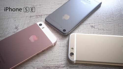 iPhone SE concept versiuni 14 - iDevice.ro