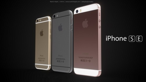 iPhone SE concept versiuni 15 - iDevice.ro