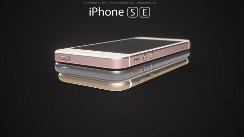 iPhone SE concept versiuni 7 - iDevice.ro