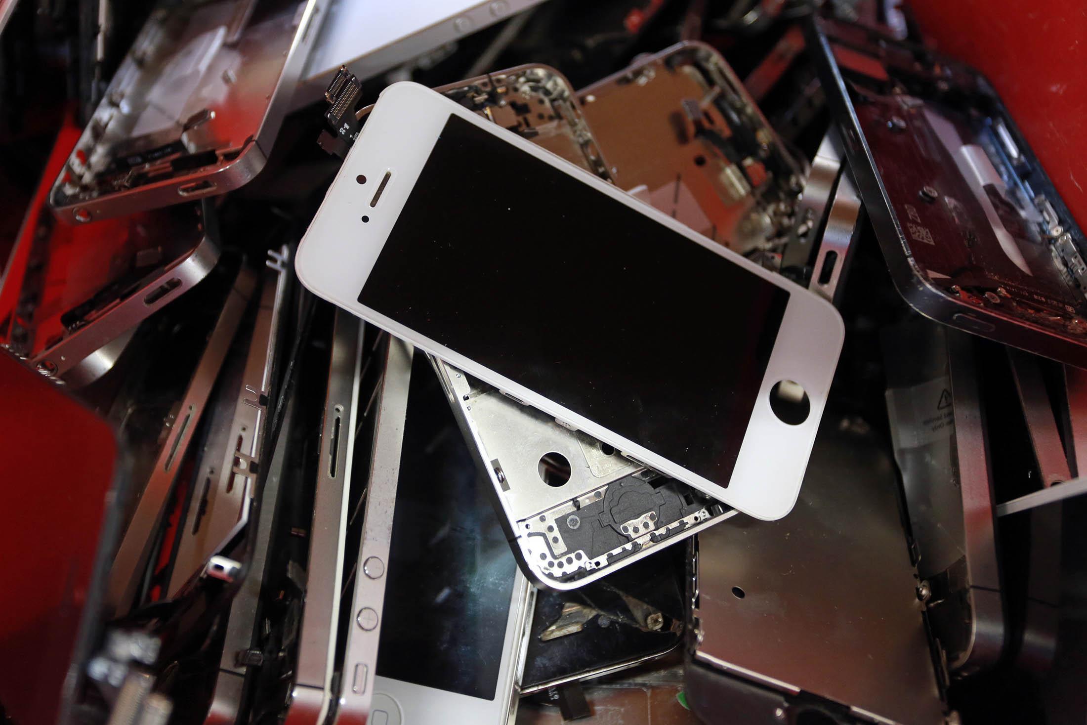 Apple iPhone reciclat