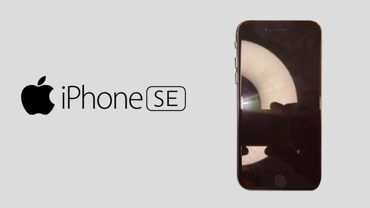 iPhone se componente