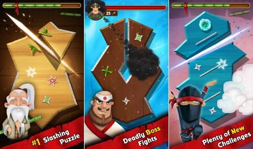 iSlash Heroes cea mai buna aplicatie