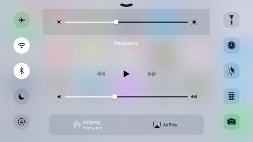 iconita Night Shift iOS 9.3