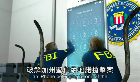 maimute FBI
