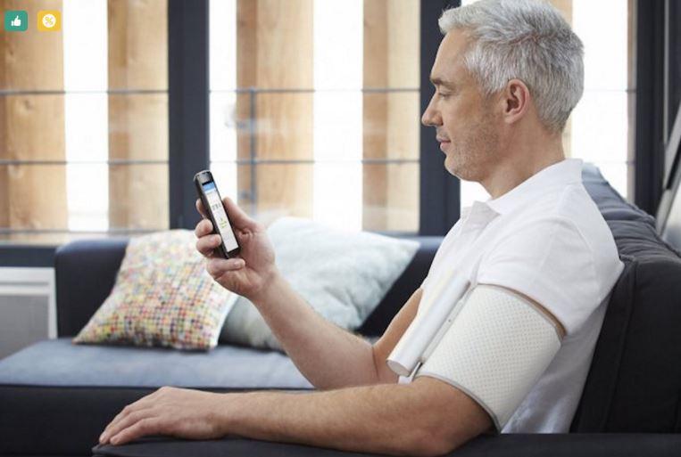 monitorizare tensiune arteriala iPhone1