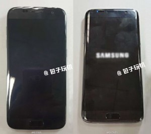 poze Samsung Galaxy S7 real