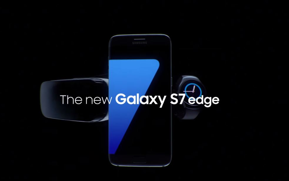 reclama Galaxy S7 Edge - iDevice.ro