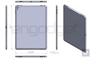 schita iPad Pro 9.7 inch - iDevice.ro