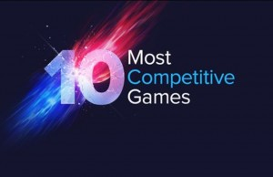 10 most competitive games