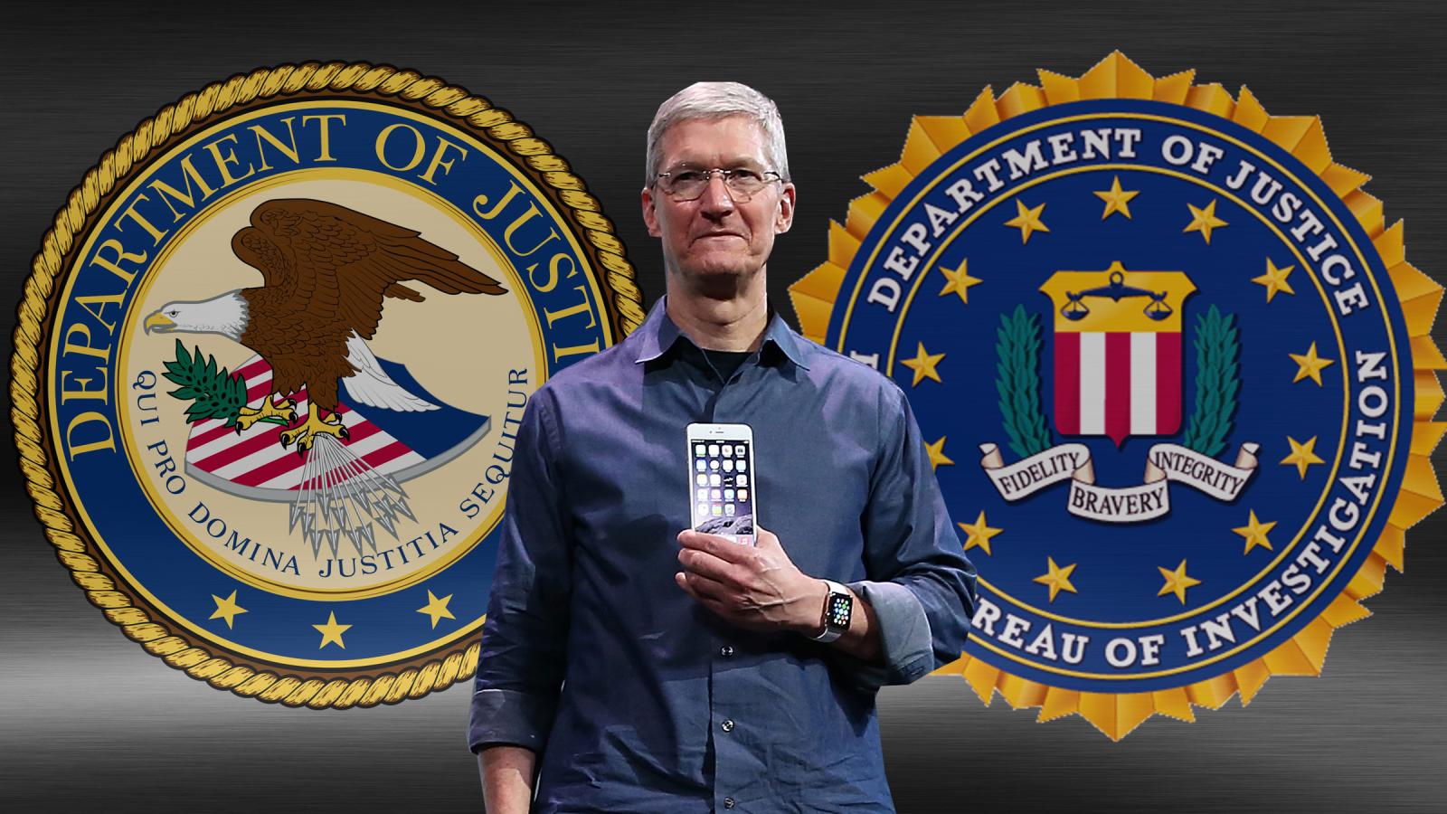 Apple FBI marturie