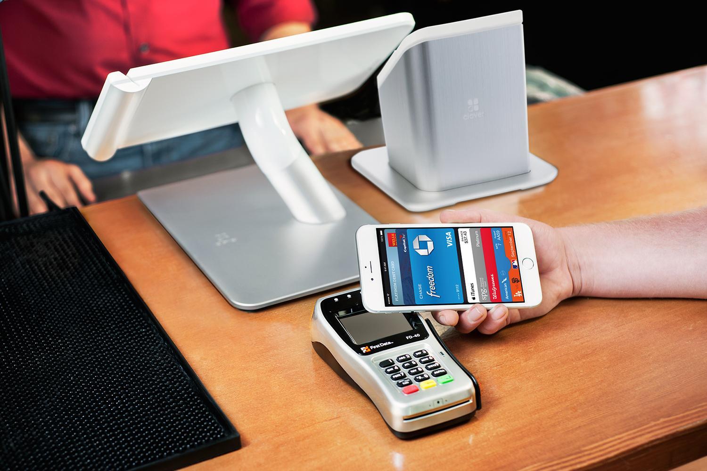 Apple Pay plati online