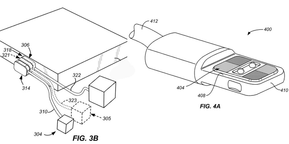 Apple Smart Connector brevet