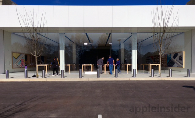Apple Store noua generatie 2