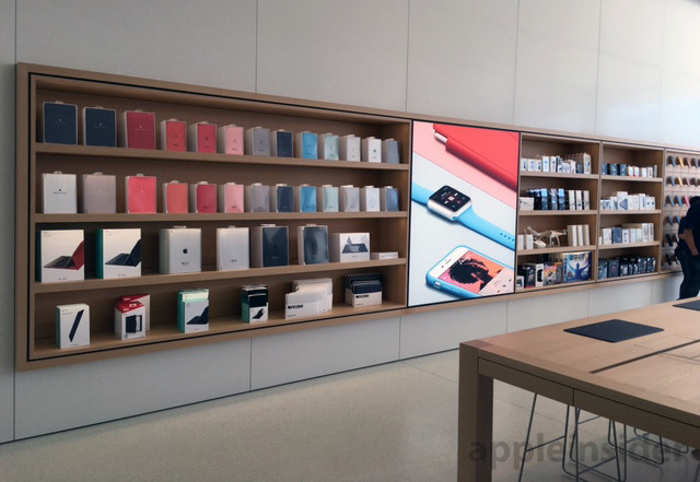 Apple Store noua generatie 3