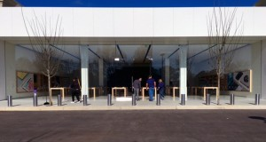 Apple Store noua generatie feat